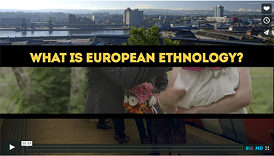 What is European Enthnology Video